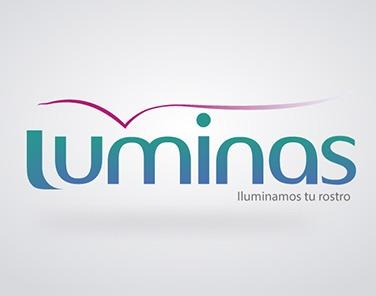 Logo Clínica Lúminas