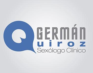 Logo Germán Quiroz